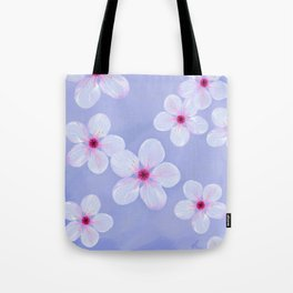 Cherry Blossoms - Painting Tote Bag