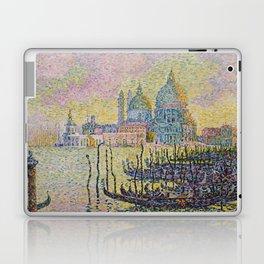 Grand Canal (Venice) - Paul Signac Laptop & iPad Skin