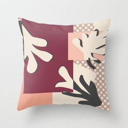 Finding Matisse pt.2 #society6 #abstract #art Throw Pillow