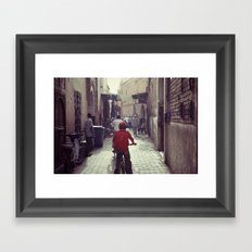Hadji Framed Art Print