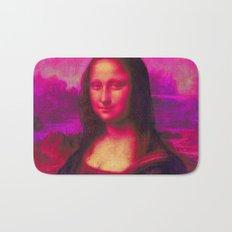 Mona Lisa's Haze (pink) Bath Mat
