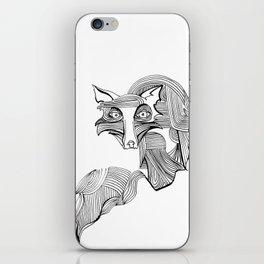 Reynard Fox iPhone Skin