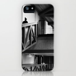 Architectural  Intersections iPhone Case