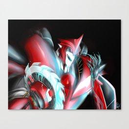 The sadist doctor Canvas Print
