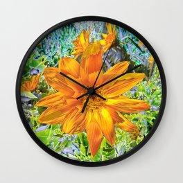 Fire Power Wall Clock