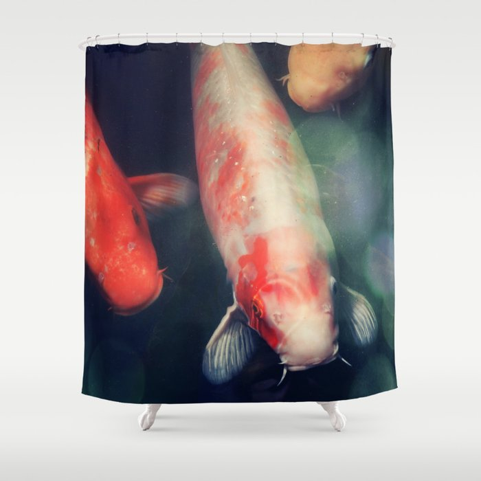 Salutations Shower Curtain