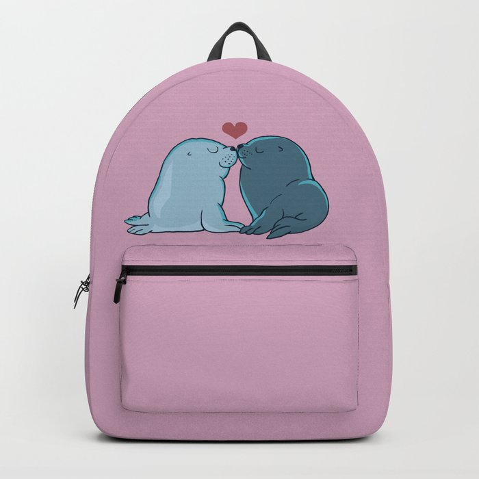 Seal Kisses Backpack
