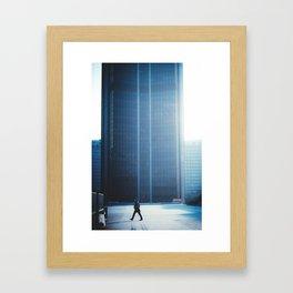 The Outbreak Framed Art Print