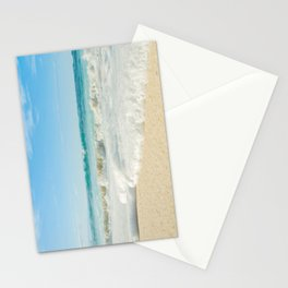 Aloha Kapukaulua Beach Stationery Cards