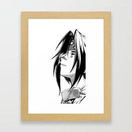 Chrono's Dream Framed Art Print