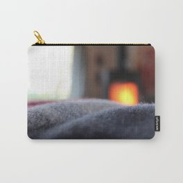 Get cozy Carry-All Pouch