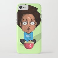 nerd iPhone & iPod Cases featuring NERD by Miles Cameron