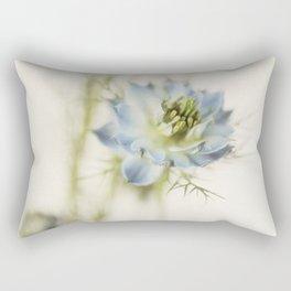 Love-in-a-mist Rectangular Pillow