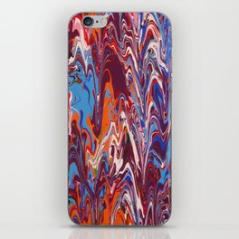 Cascading Wonder iPhone Skin