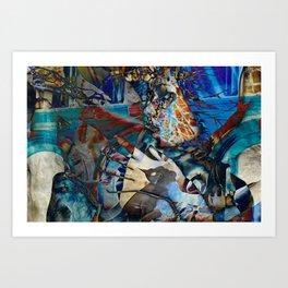 Titania 5 Art Print