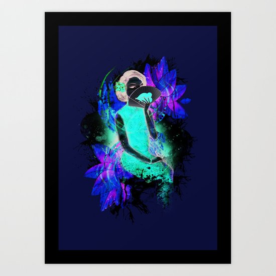 Pretty Ugly Art Print