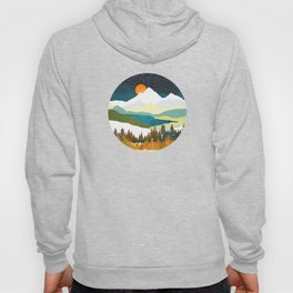 Winters Night Hoody