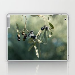 Olive branch Laptop & iPad Skin