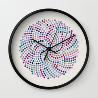 aelwen Wall Clocks featuring High Life (III) by Angelo Cerantola