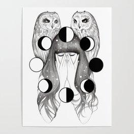 Moon Spells Poster