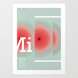 Mixology week Art Print