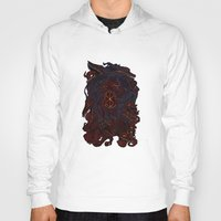 berserk Hoodies featuring THE HOUND by SOMNIVAGRIOUS