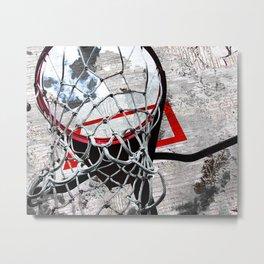 takumi park basketball artwork vs 130 Metal Print