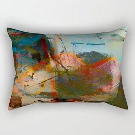 Frenemies  Rectangular Pillow