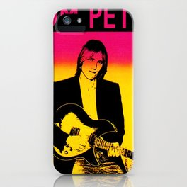 tom petty and the heartbreakers rainbow tour 2020 ngamein iPhone Case
