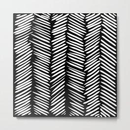 Simone III Metal Print