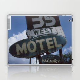 35 West Motel Laptop & iPad Skin
