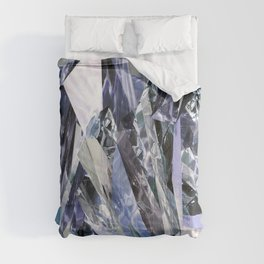 Ice Blue Crystalize Comforters
