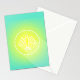 Icon No. 1 Stationery Cards
