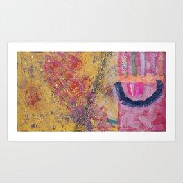 Humanitas 1 Art Print