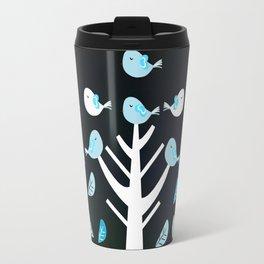 Birds in a tree Travel Mug