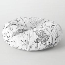 Woodland Walk Floor Pillow