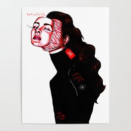 Lust For Life Poster
