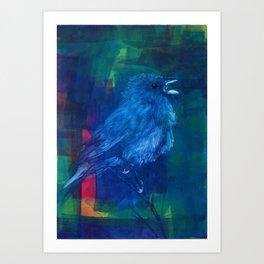 Blue Note Art Print