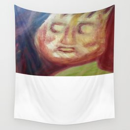 Righteous Blood. Wall Tapestry
