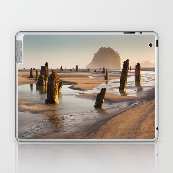 The Ghost Forest Laptop & iPad Skin