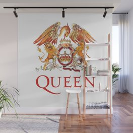 Queen Wall Mural