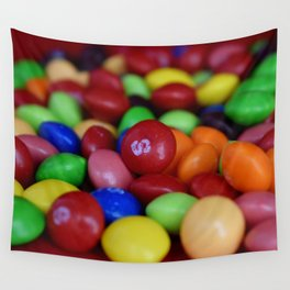 S for Skittles Wall Tapestry