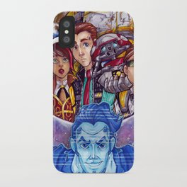 Tales iPhone Case