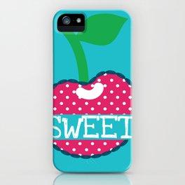 Sweet Cherry iPhone Case