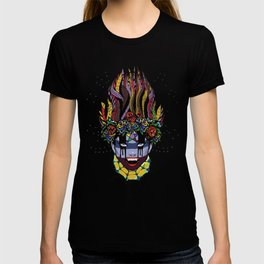 Mystical Feg the Vampire Priestess  T-shirt