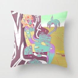 Xaxa Starwatcher Throw Pillow