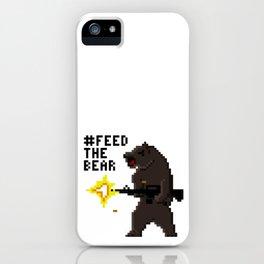 Bear Arms #2 iPhone Case