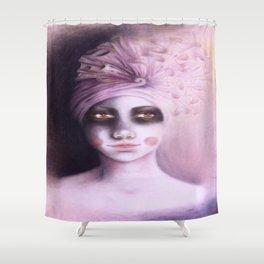 Cirque Shower Curtain