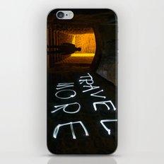 Travel More iPhone & iPod Skin