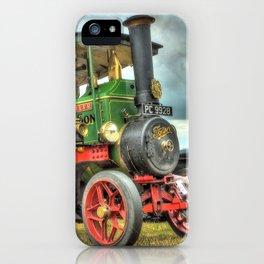 Foden Steam Wagon iPhone Case